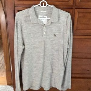 Mens Abercrombie & Fitch polo